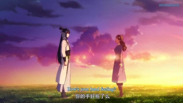 Shi Yi Chang An Ming Yue Ji Shi You - Memory of Chang'an ( chinese anime donghua 2020) episode 04 english sub