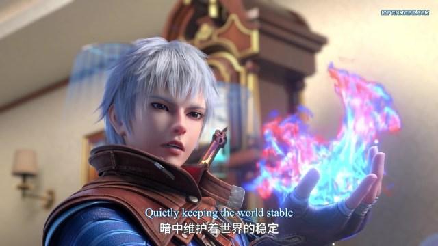 Xin Jue - Core Sense ( chinese anime donghua 2020 ) episode 05 english sub