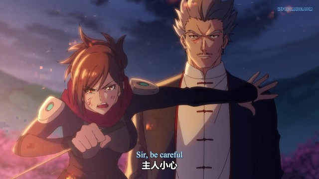 Yingxiong Zai Lin - Hero Return ( chinese anime donghua 2020 ) episode 05 english sub