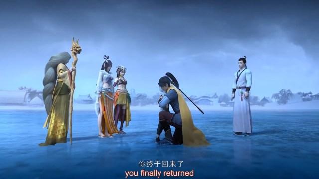 Dahua Zhi Shaonian You - Great Story The Young Men's Journey ( chinese anime donghua 2020 ) episode 14 english sub