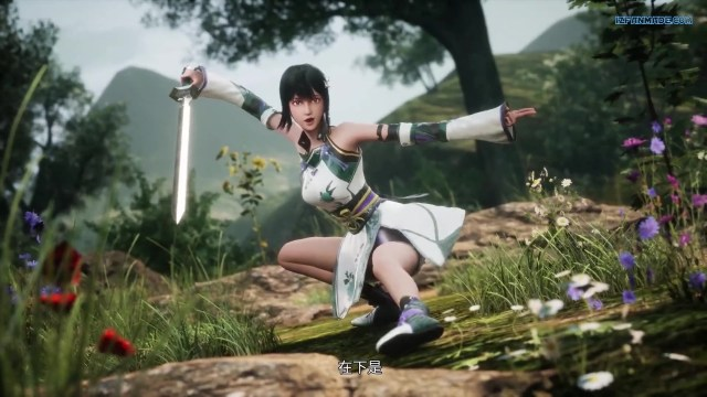Jiu Ye Shen Chuan - Legend of Nine Nights ( chinese anime donghua ) episode 01 english sub
