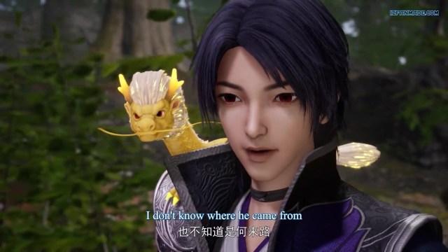 Wan Jie Xian Zong - Wonderland ( chinese anime donghua ) Season 4 episode 47 ( episode 175 ) english sub
