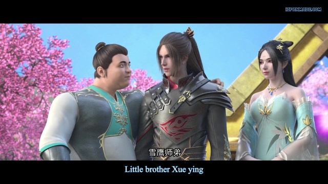 Xue Ying Ling Zhu - Snow Eagle Lord ( chinese anime donghua 2020 ) Season 2 episode 21 ( episode 51 ) english sub