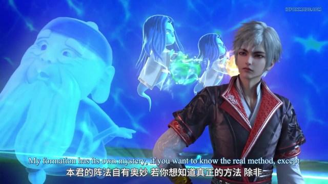 Da Shen Xian - I Am A Great God ( chinese anime donghua ) episode 26 english sub