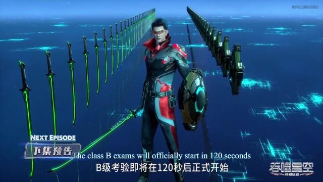 Tunshi Xingkong - Swallowed Star ( chinese anime donghua ) episode 21 english sub