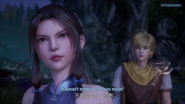 Wan Jie Qi Yuan - Incomparable Demon King ( chinese anime donghua ) episode 40 english sub