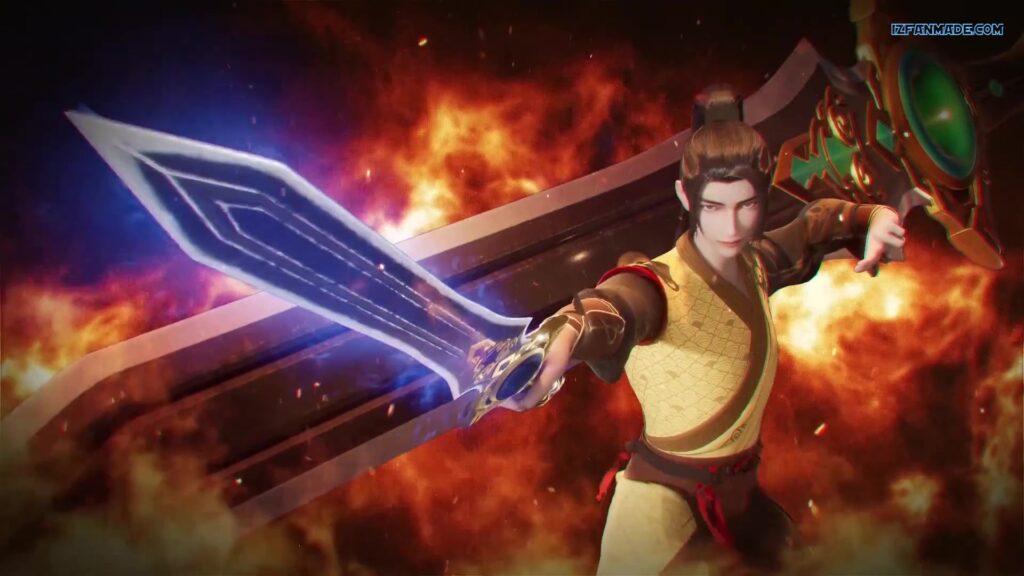 Wu shen zhu zai-Martial Master ( chinese anime donghua ) episode 115 english sub