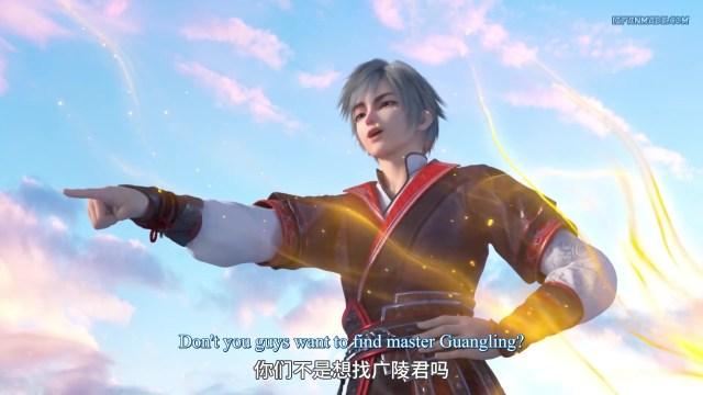 Da Shen Xian - I Am A Great God ( chinese anime donghua ) episode 28 english sub