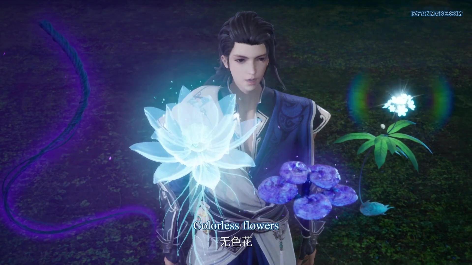 Jueshi Wuhun - Peerless Martial Spirit ( chinese anime donghua ) episode 58 english sub
