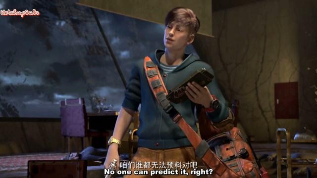 Moshi Juexing Zhi Ruqin - The Invasion of Awakening ( chinese anime donghua ) episode 03 english sub