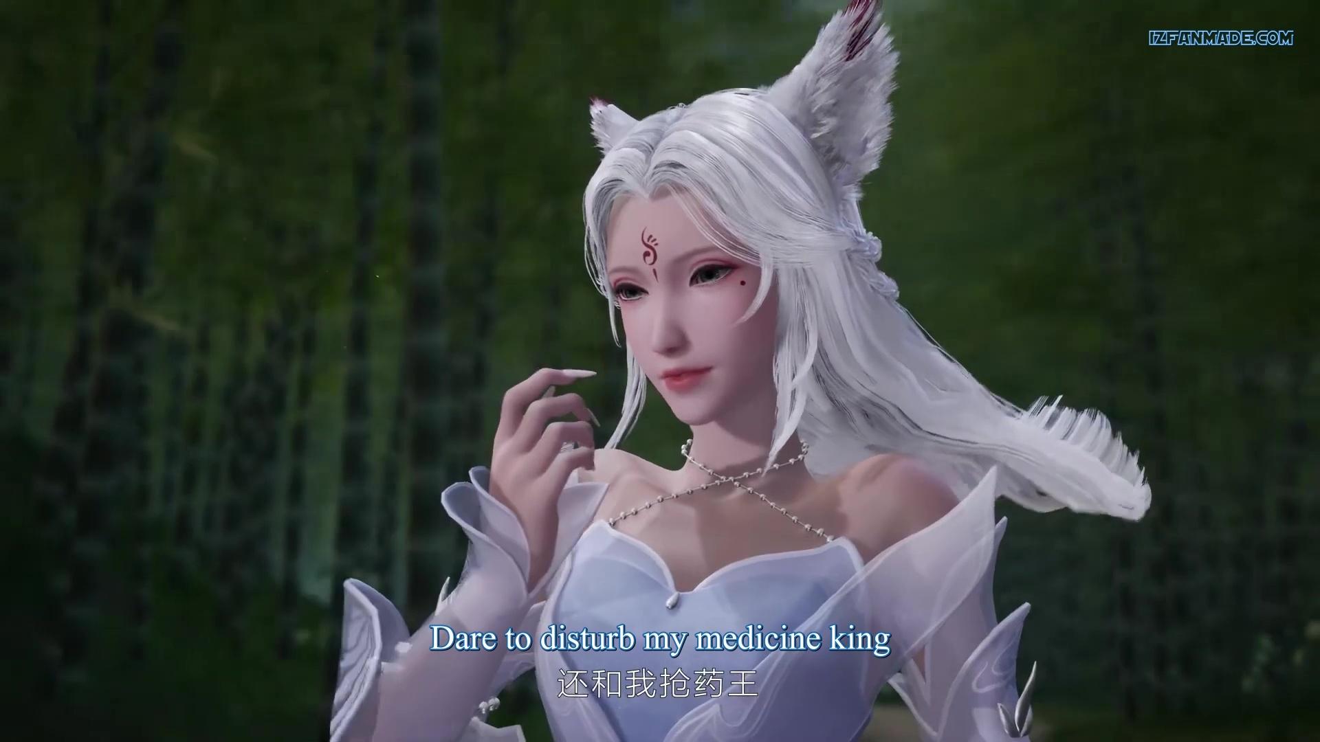 Tian Huang Zhan Shen - God Of Desolation ( chinese anime donghua ) episode 54 english sub