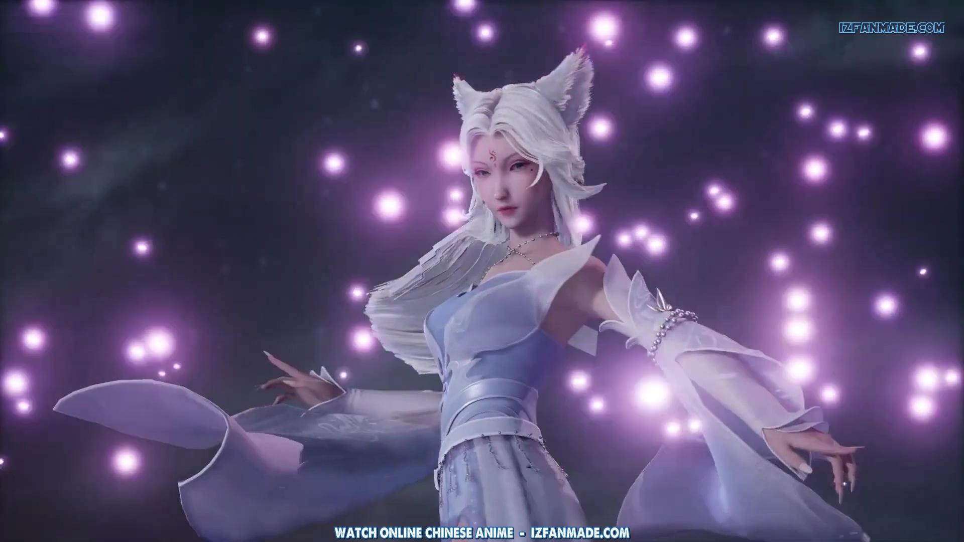 Tian Huang Zhan Shen - God Of Desolation ( chinese anime donghua ) episode 56 english sub