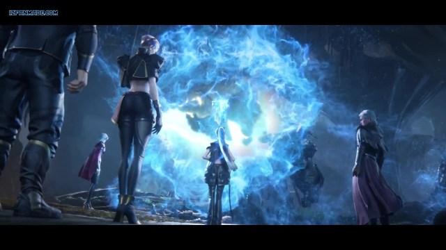 Xing Hai Qishi - Knights on Debris ( chinese anime donghua ) episode 09 english sub