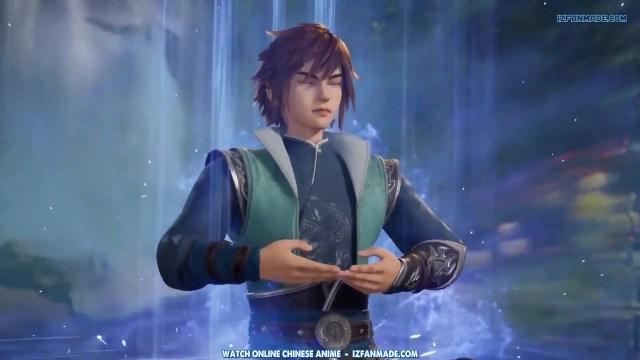 Xing Wu Shen Jue - Star Martial God Technique (chinese anime donghua ) episode 36 english sub