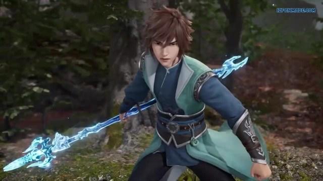 Xing Wu Shen Jue - Star Martial God Technique (chinese anime donghua ) episode 37 english sub