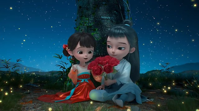 Little Bell and Ami's Love Story ( chinese anime donghua ) # Assist english sub