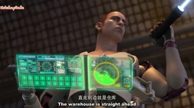Moshi Juexing Zhi Ruqin - The Invasion of Awakening ( chinese anime donghua ) episode 07 english sub