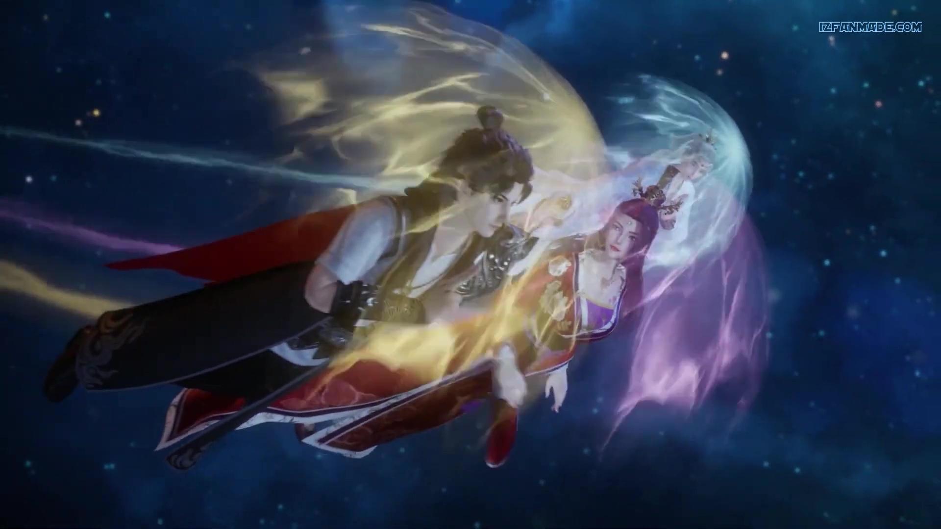 Wan Jie Shen Zhu - Lord of The Universe ( chinese anime donghua ) episode 138 english sub