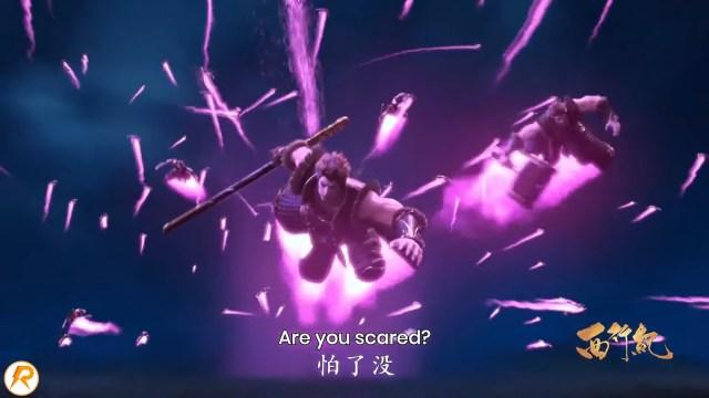 Xi Xing Ji - The Westward ( chinese anime donghua ) episode 37 english sub