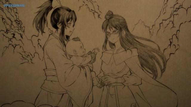 Yi Nian Yong Heng - A Will Eternal ( chinese anime donghua ) episode 45 english sub