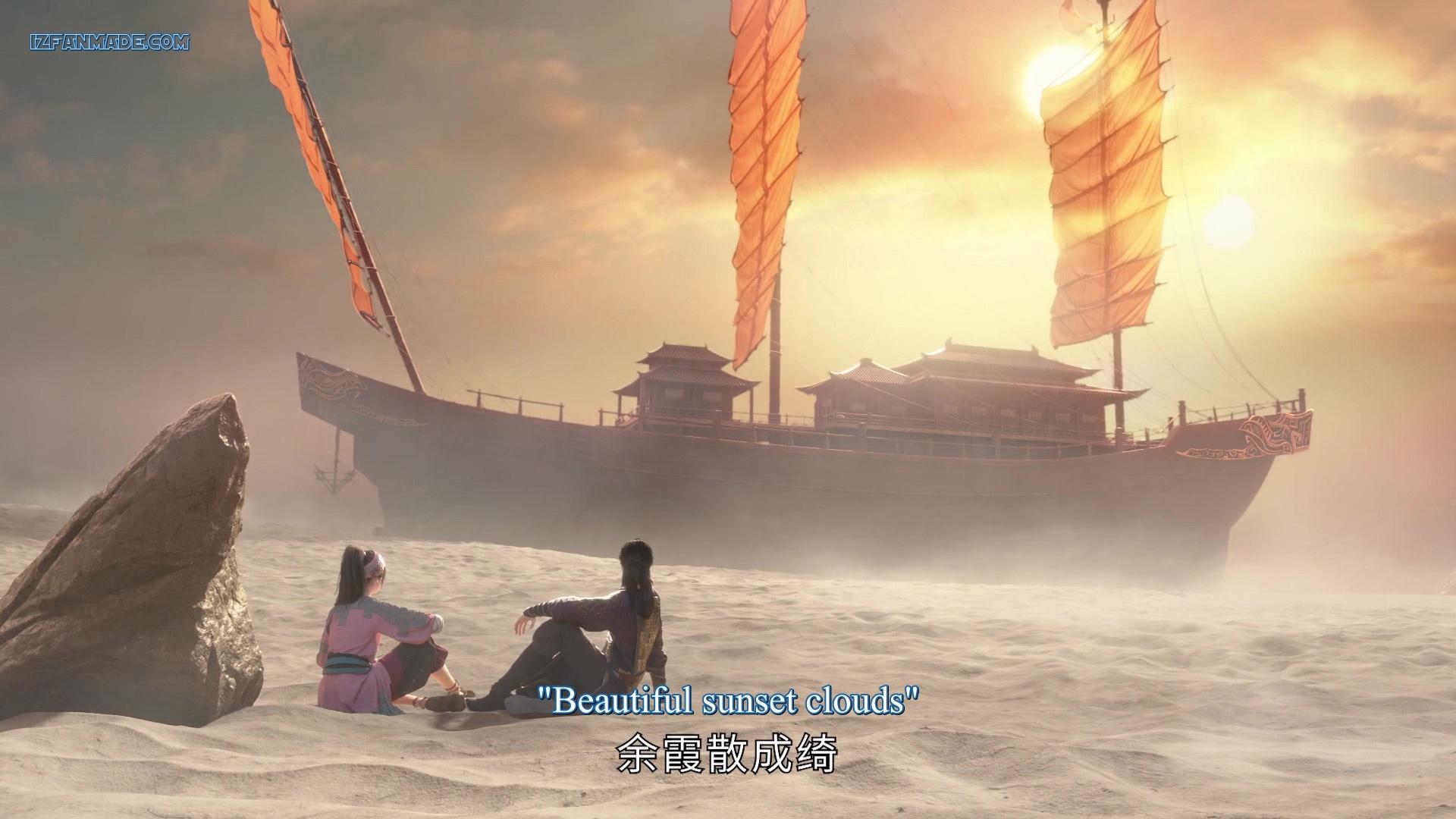 Juan Si Liang - The Island of Siliang episode 07 english sub