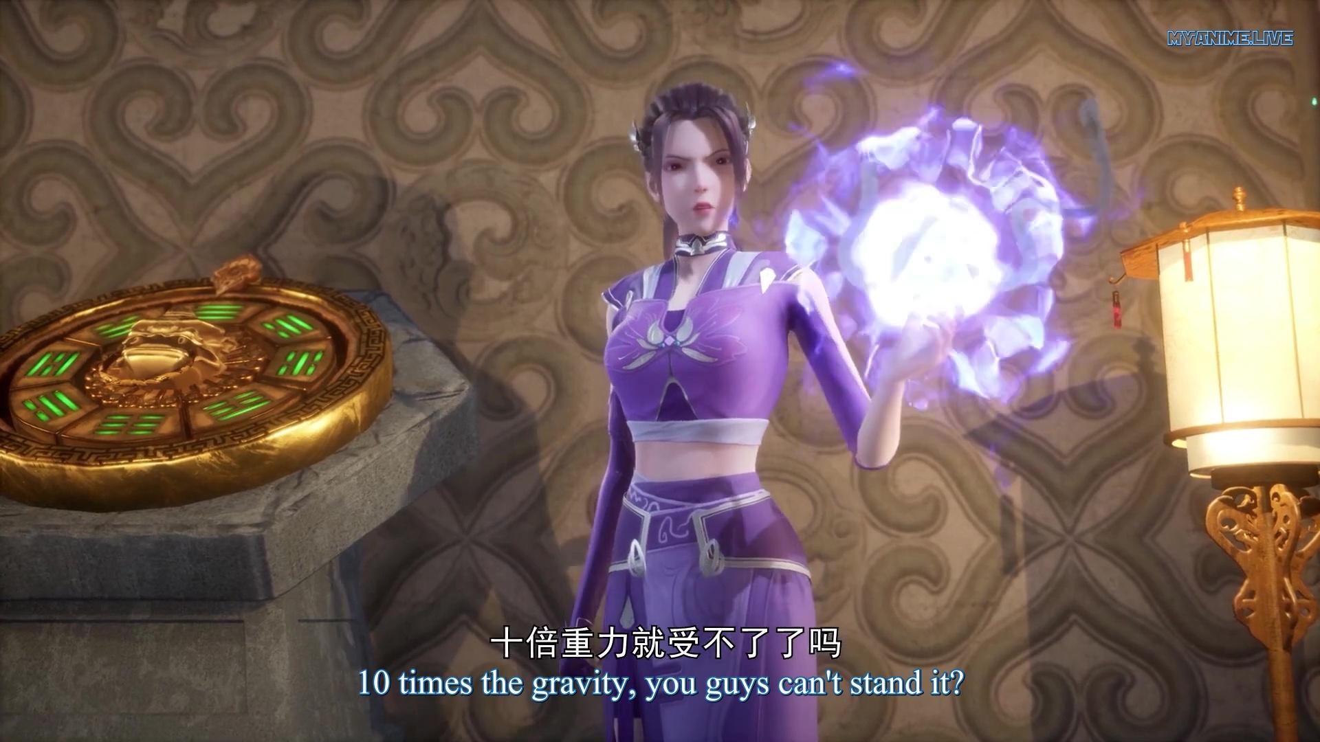 Kuang Shen Mo Zun - Mad Demon Lord episode 29 english sub