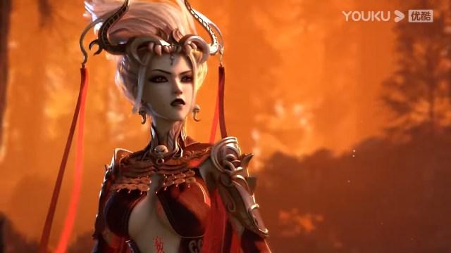 Magical Legend Rise to Immortality 4th season episode 05 english sub