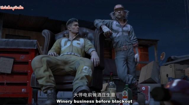 Moshi Juexing Zhi Ruqin - The Invasion of Awakening episode 08 english sub
