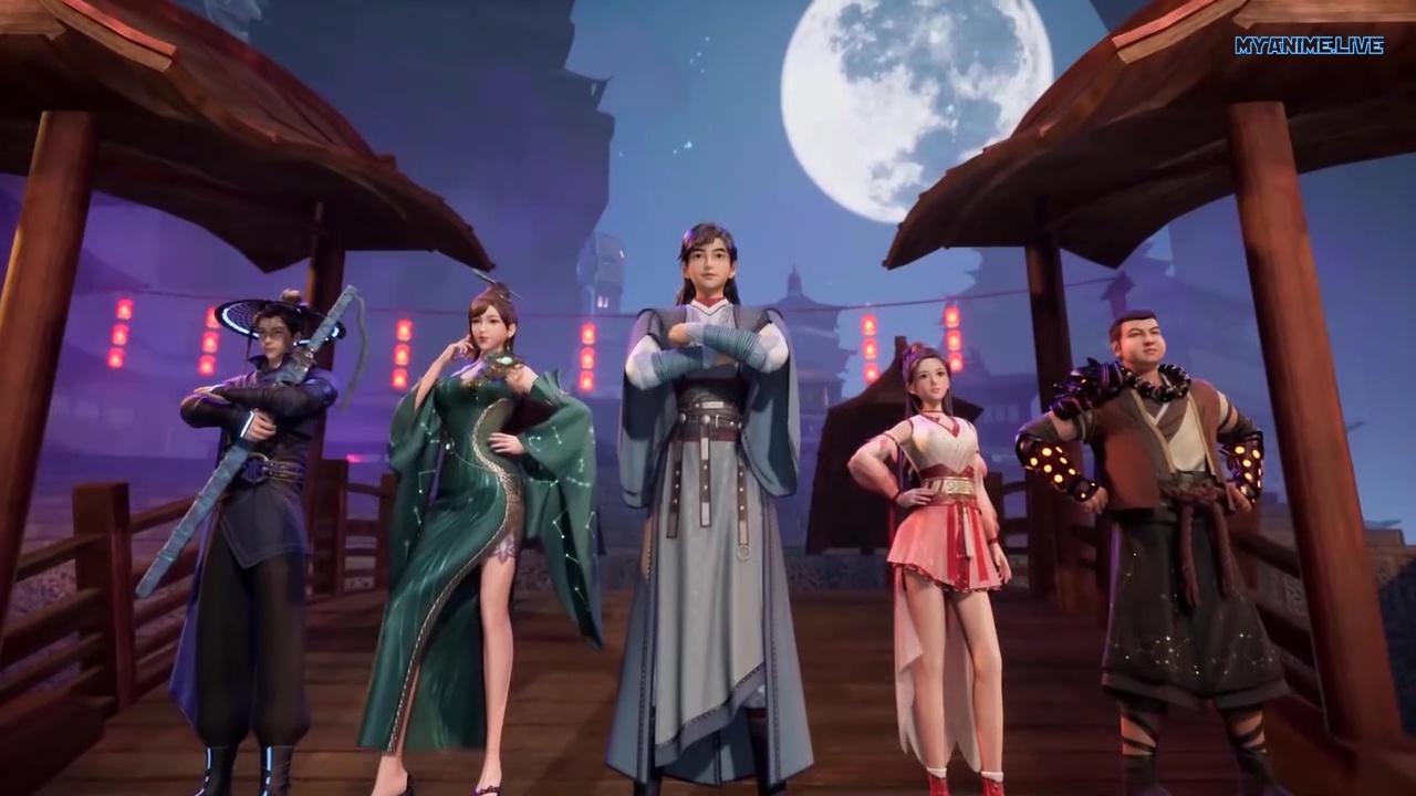 Xinghe Zhizun - Supreme Galaxy episode 18 english sub