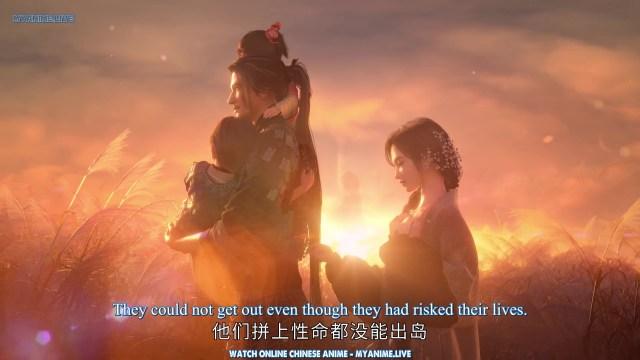 Juan Si Liang - The Island of Siliang episode 11 english sub