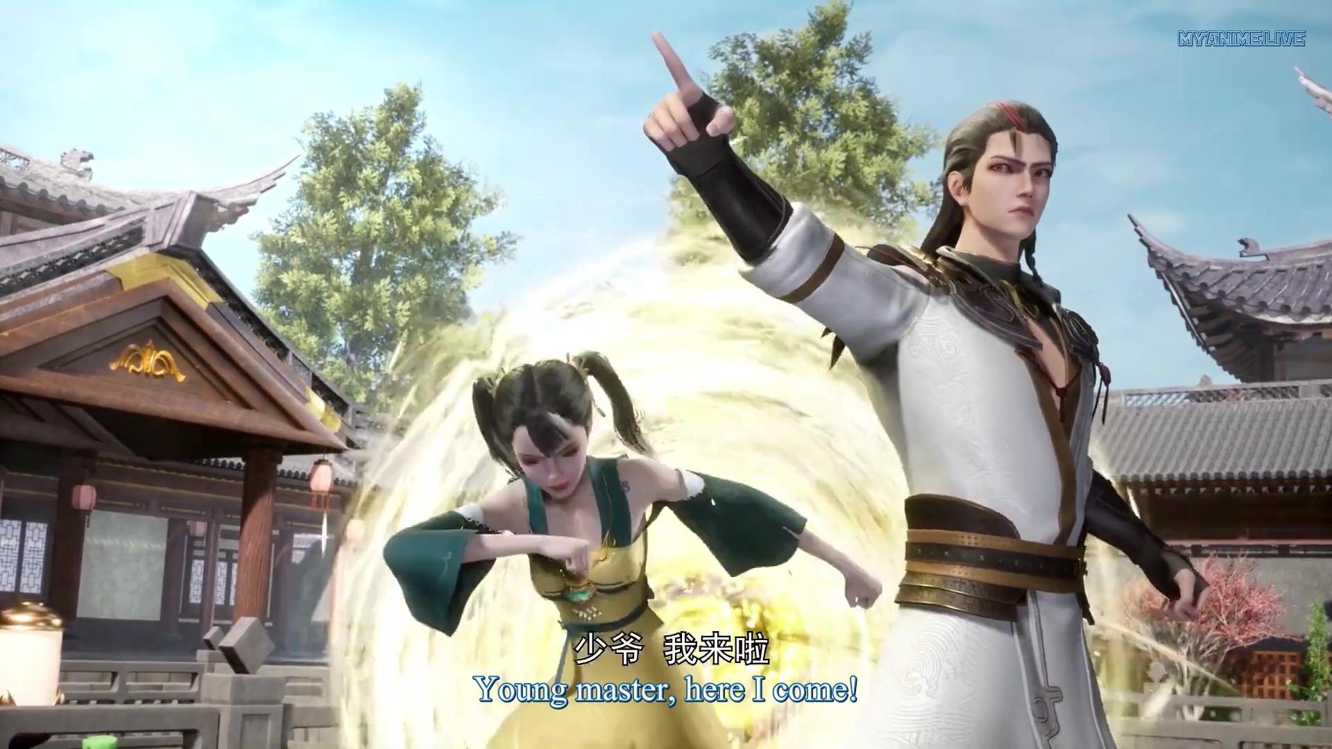 Kuang Shen Mo Zun - Mad Demon Lord episode 31 english sub