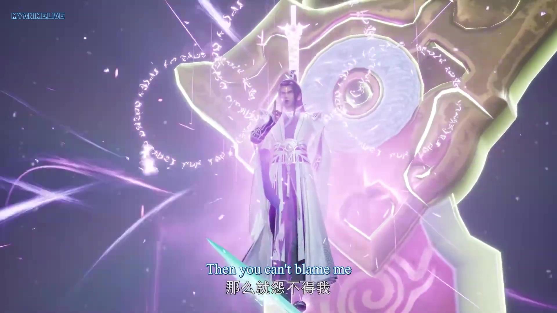 Wan Jie Du Zun - Ten Thousand Worlds episode 37 english sub