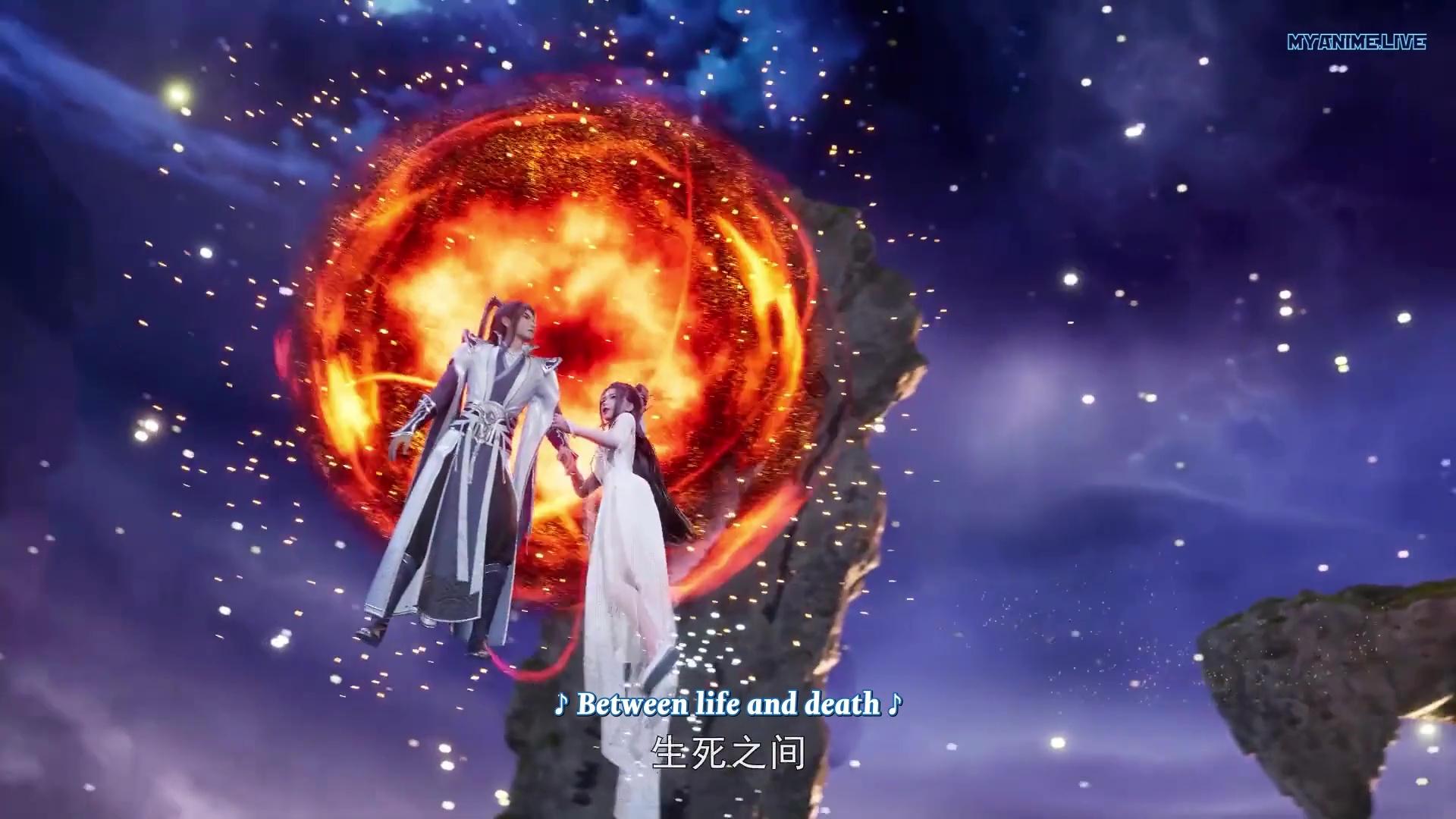 Wan Jie Du Zun - Ten Thousand Worlds episode 38 english sub