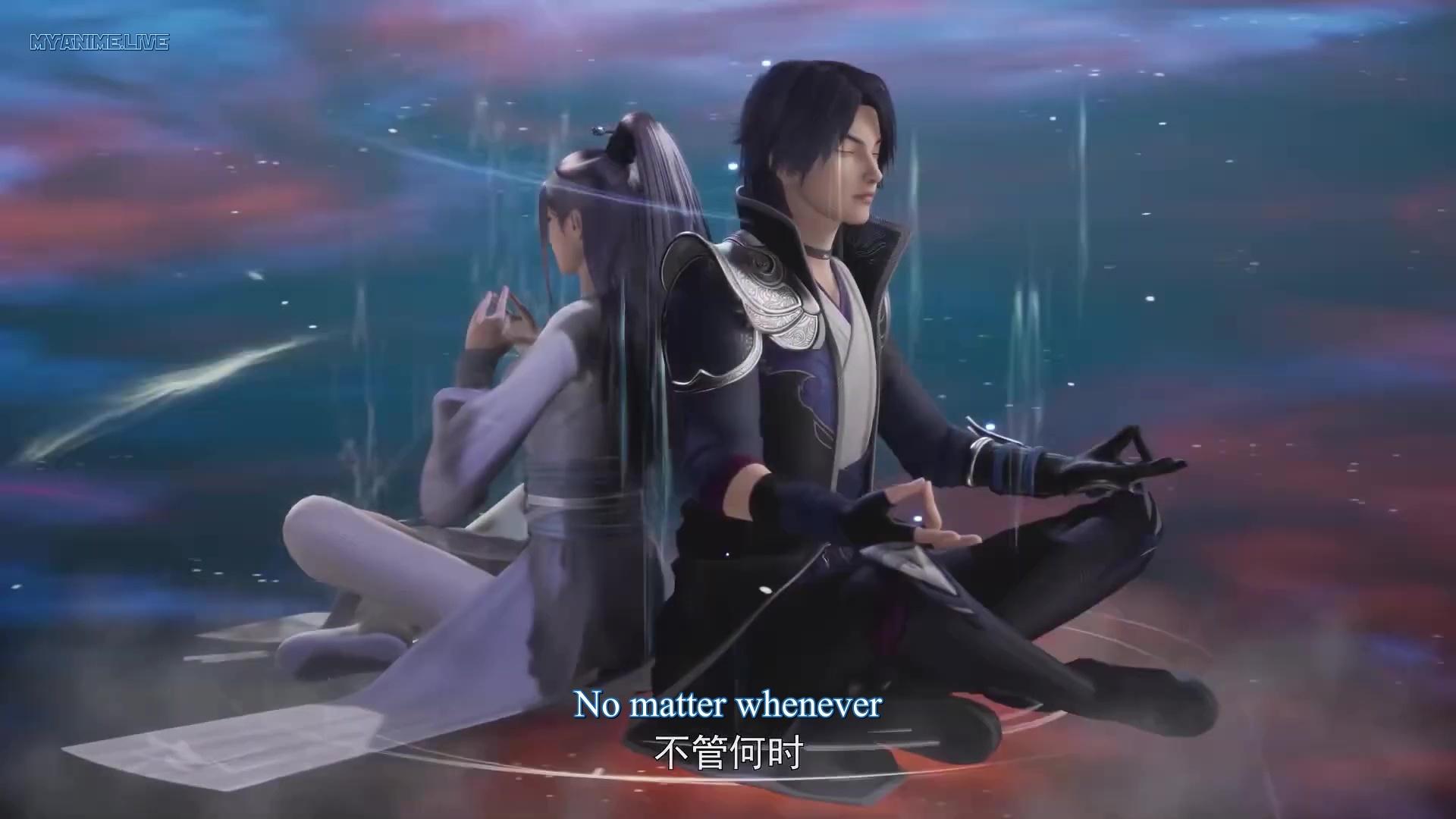 Wan Jie Xian Zong - Wonderland Season 5 episode 13 ( episode 189 ) english sub