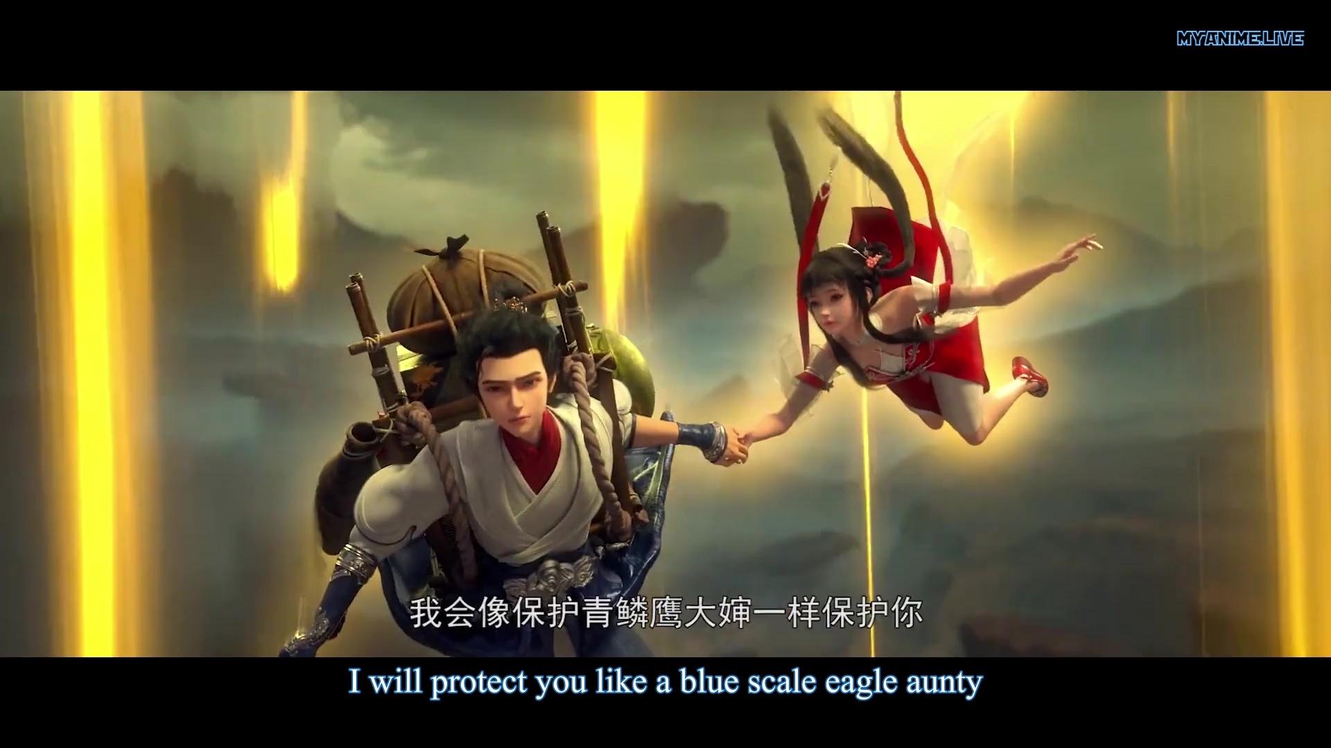 Wanmei Shijie - Perfect World Episode 21 english sub
