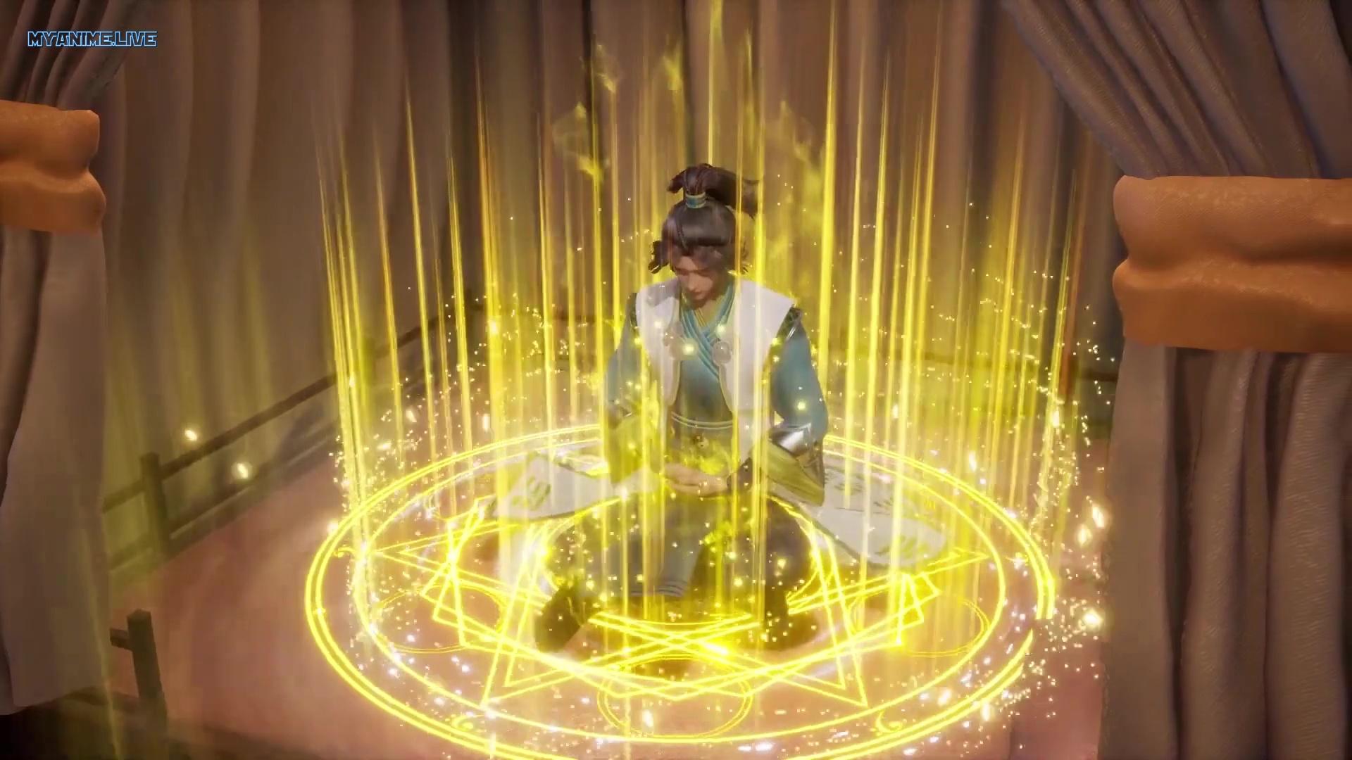 Wu Shang Shen Di - Supreme God Emperor episode 95 english sub