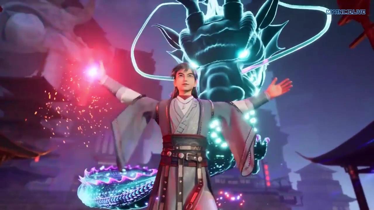 Xinghe Zhizun - Supreme Galaxy episode 22 english sub