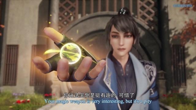 Dubu Xiaoyao - One Step Toward Freedom episode 139 english sub