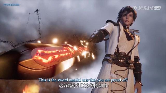 Ling Jian Zun-Spirit Sword Sovereign Episode 210 english sub