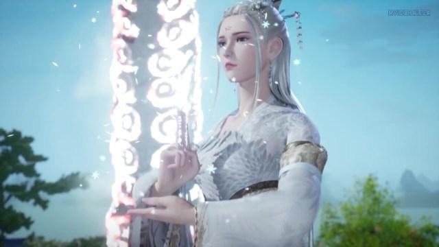 Wan Jie Shen Zhu - Lord of The Universe episode 163 english sub