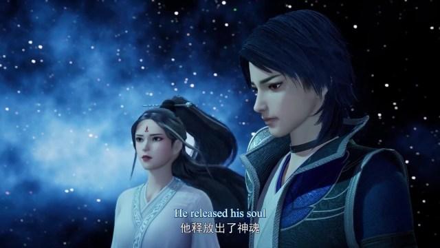 Wan Jie Xian Zong - Wonderland Season 5 episode 28 ( episode 204 ) english sub