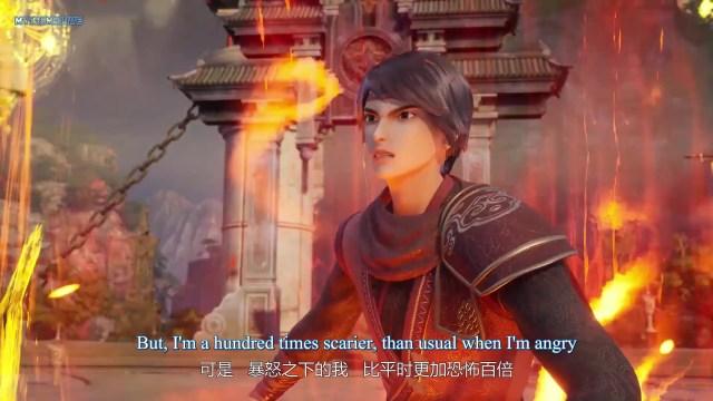 Wu Shang Shen Di - Supreme God Emperor episode 102 english sub