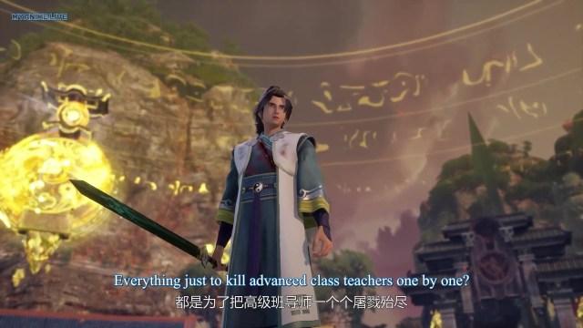 Wu Shang Shen Di - Supreme God Emperor episode 104 english sub