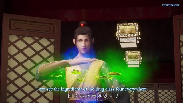 Wu shen zhu zai - Martial Master episode 162 english sub