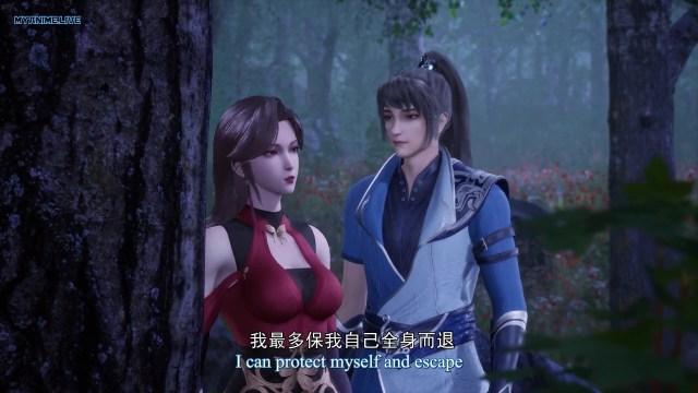 Dubu Xiaoyao - One Step Toward Freedom episode 150 english sub