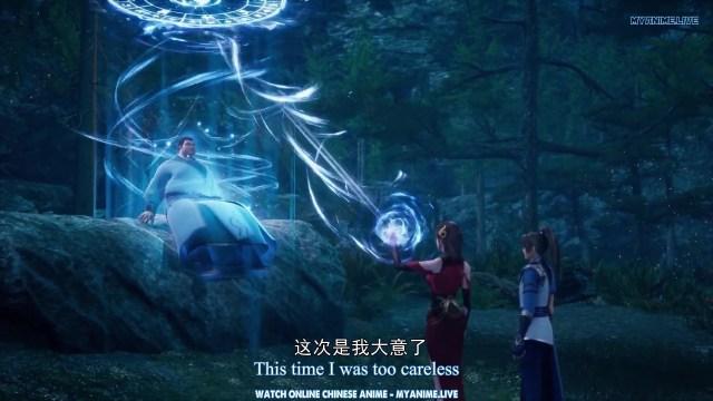 Dubu Xiaoyao - One Step Toward Freedom episode 151 english sub (1)