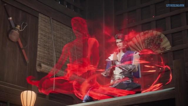 Jueshi Wuhun - Peerless Martial Spirit episode 104 english sub (1)