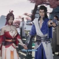 Jueshi Wuhun - Peerless Martial Spirit  episode 108 english sub