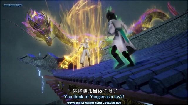 Kuang Shen Mo Zun - Mad Demon Lord episode 53 english sub (1)