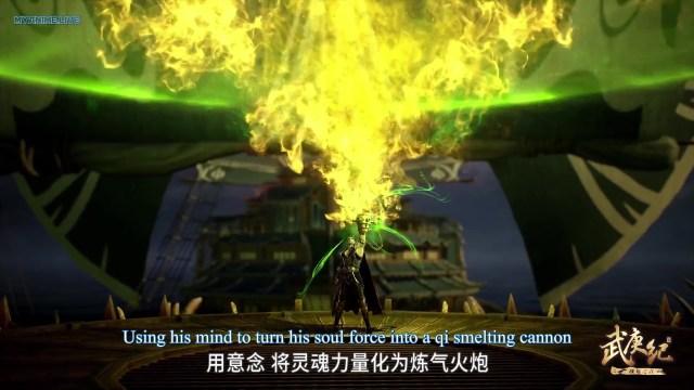 Wu Geng Ji 4th season episode 14 ( episode 128 ) english sub